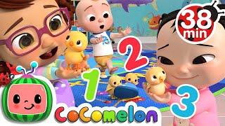 Numbers Song | + More Nursery Rhymes & Kids Songs - CoCoMelon