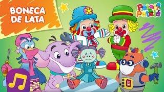 Patati Patatá - Boneca de Lata (DVD O Melhor da Pré-escola)
