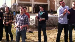 BYU Vocal Point : Can't Help Falling In Love