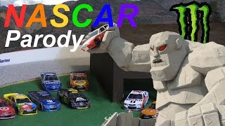 NASCAR Parody: The Monster