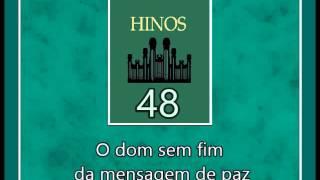 Hino SUD 48 - Ó Pai Bendito (Português)