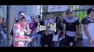 TOSER ONE - USTEDES HÁGANSE BOLAS REMIX FT. ZAIKO & NUCO, GRISER, BOCKAL & QBA (VIDEO OFICIAL)