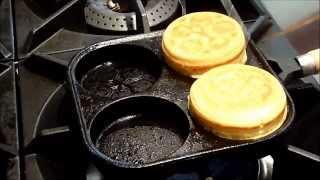 How to Make Obanyaki - Easy Recipe (大判焼き作り方)
