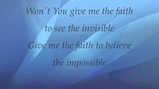 Shane & Shane - Faith to Believe - (with lyrics)