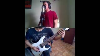 THY ART IS MURDER - Reign of darkness (Full Cover)