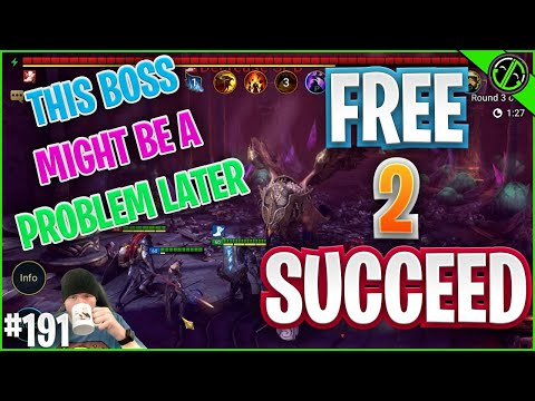 Our First Look At The New Griffon Boss!! | Free 2 Succeed - EPISODE 191
