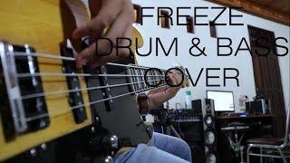 Freeze - T-Pain feat. Chris Brown - ReProject: Live Arrangement (Drum & Bass Cover)