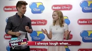 "Dove Cameron from ""Liv & Maddie"" Celebrity Take 