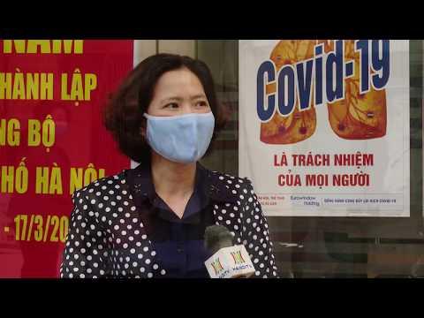 Hội viên phụ nữ Hà Nội động viên chiến sĩ nơi tuyến đầu chống dịch Covid-19