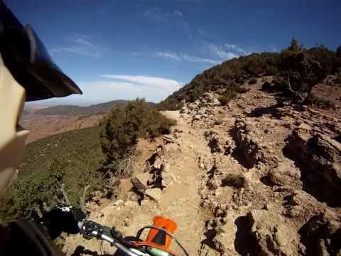 Enduro Maroc, Cliff Riding Morocco