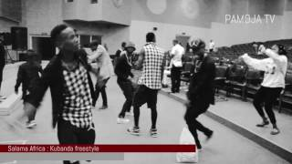 Designer Panda remix freestyle by Salama Africa Dance Crew