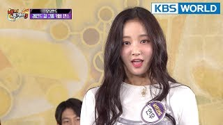 """MOMOLAND dances to Twice's """"Ooh-Ahh"""" [Happy Together/2018.03.22]"""