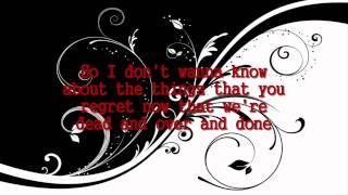 Crown The Empire - Millenia - Lyrics