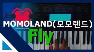 "MOMOLAND(모모랜드) - ""Fly"" (Instrumental Cover)"