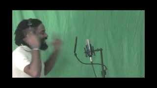 Teacha Dee | Burning Sound Dubplate live | (Reggae Souljahs Album) Man Down Instrumental