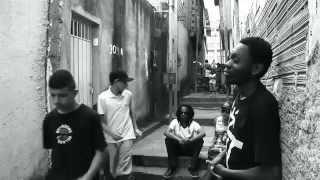 RINCON SAPIÊNCIA - Profissão Perigo (clipe) - prod. Wzy