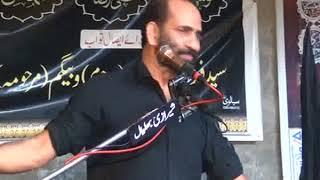 Zakir Zuriyat Imran  Majlis 5 Nov 2017 Chak 110 S,B Sargodha width=