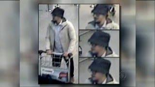 Autoridades divulgam imagens de terceiro suspeito de participar de ataque terrorista na Bélgica