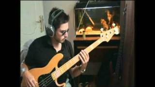 moonchild rory galaher bass cover