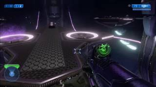 Halo 2 - Hitting The Secret Switch On High Charity