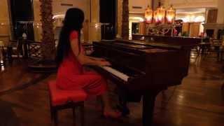 ETERNITY ROBBIE WILLIAMS PIANO COVER