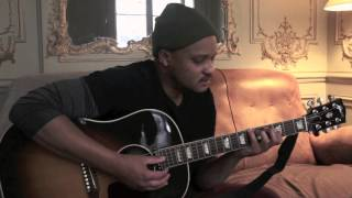"Son Little ""Lay Down"" Acoustic Session"