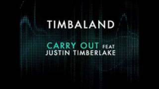 Timbaland - Carry Out (ft. Justin Timberlake) Full HQ Shock Value II single