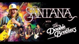 Carlos Santana with The Doobie Brothers, 18 April, Auckland, NZ, 2017