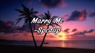 Marry Me - Jason Derulo Sped UP