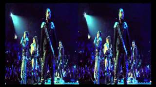 Black Eyed Peas - I Got A Feeling 3D (Live)