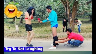 Must Watch New Funny😂 😂Comedy Videos 2019 - Episode 35 || Funny Ki Vines ||