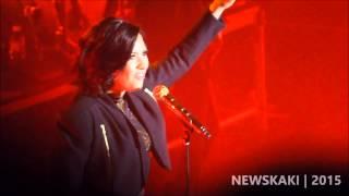 Fire Starter - Demi Lovato World Tour Live in Kuala Lumpur Malaysia