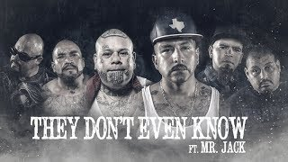 """They Don't Even Know"" Ft. Mr. Jack #BuckShotPro"