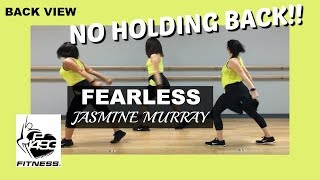 CLASS PRESENTATION VIEW || FEARLESS  || JASMINE MURRAY || P1493 FITNESS