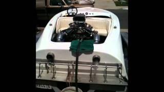 1968 18' Stevens Flat bottom V-Drive