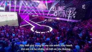 Céline Dion - Parler à mon père [HD-Vietsub]