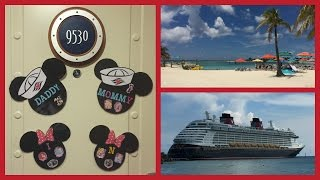 DISNEY DREAM CRUISE - TRIP HIGHLIGHTS!! | beingmommywithstyle