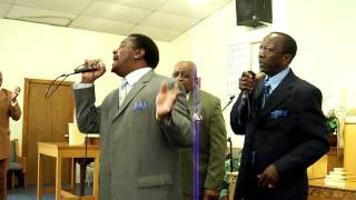 """Can you Feel God Moving""--Pastor McKenzie with some of the Original Gospel Hi-lites"