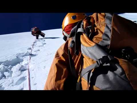 Climbing Naya kanga – Langtang – Nepal