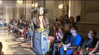 LIDIJA KOLOVRAT Spring Summer 2014 Lisbon - Fashion Channel