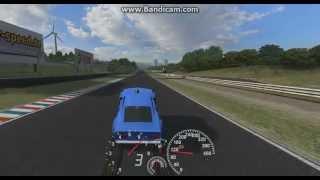 [LFS] Ford MUSTANG 2500hp Ön Kaldırma video