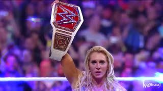 WWE- Charlotte Flair Custom Entrance Video (Titantron)
