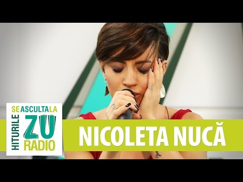 Nicoleta Nuca - Amintiri (by Carla's Dreams) (Live la Radio ZU)