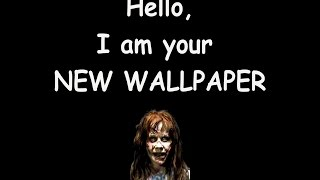 im your new wallpaper on whatsapp/facebook-Funny images