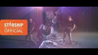 [MV] 효린(HYOLYN)X창모(CHANGMO) - BLUE MOON (Prod. GroovyRoom)