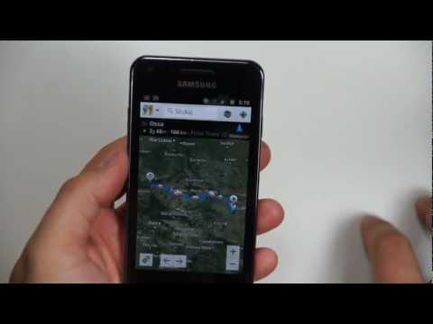 Samsung I9070 Galaxy S Advance - Internet, GPS - part 3
