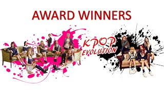 SMA 2019 Winners Seoul Music Awards (BTS, TWICE, Wanna One, Red Velvet...)