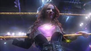 WWE Sasha Banks Theme Song Titantron 2017
