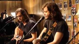 1029 the Buzz Acoustic Sessions: KONGOS - I Want To Know