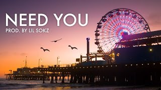 Need You 💖 (California, Santa Monica Pier Beach / GoPro Summer 2017 / A Day In LA) Prod. By Lil Sokz